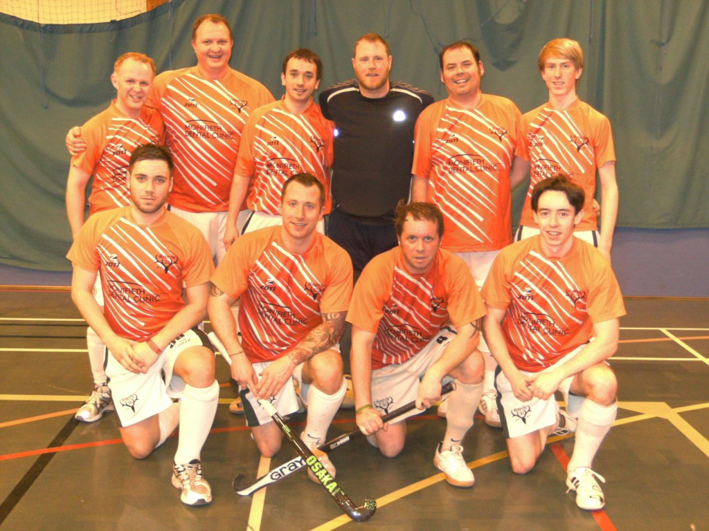 1st team indoor champions
